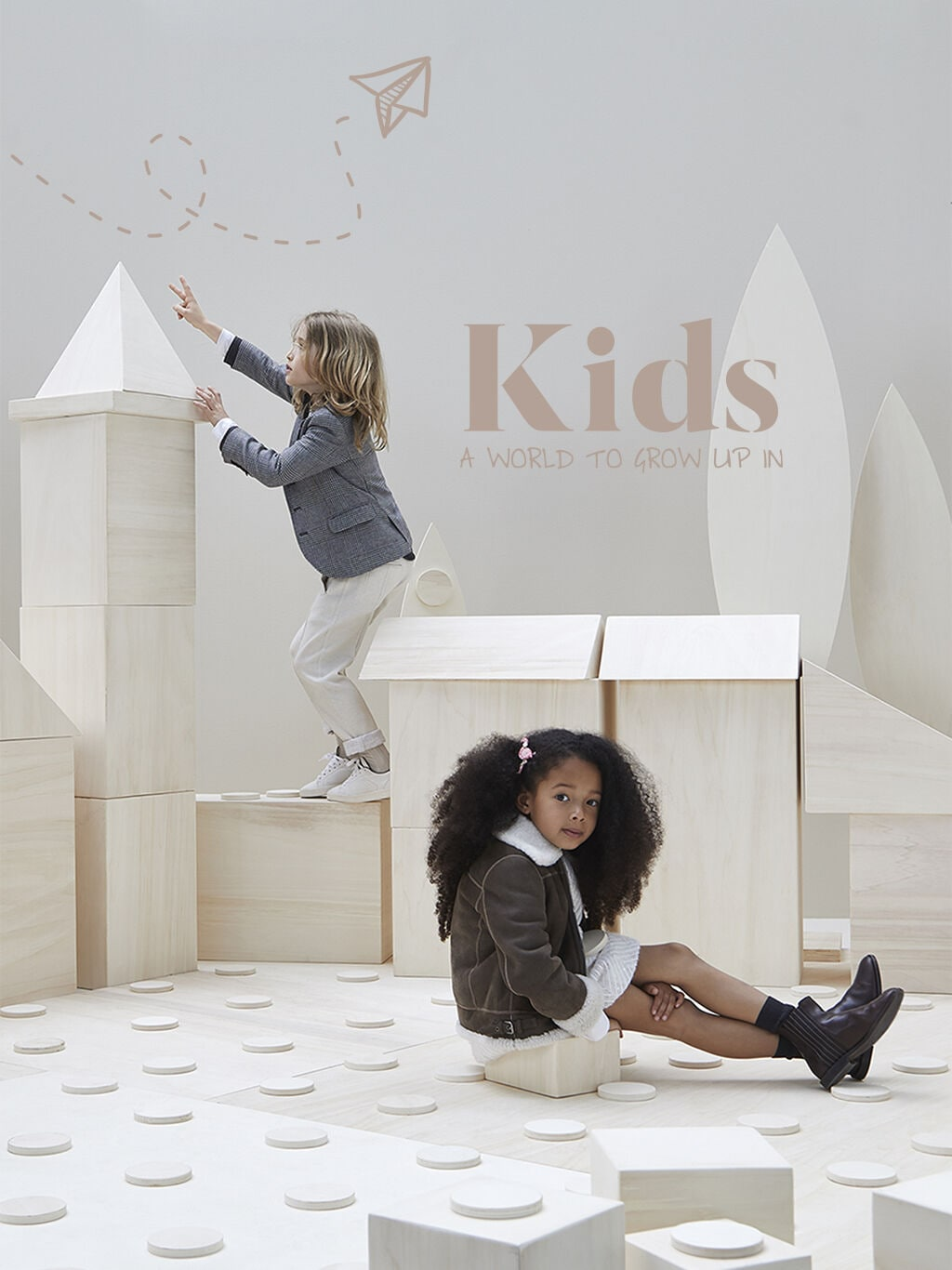 excellent quality cheap prices popular brand Kids - A world to grow up in | Brunello Cucinelli