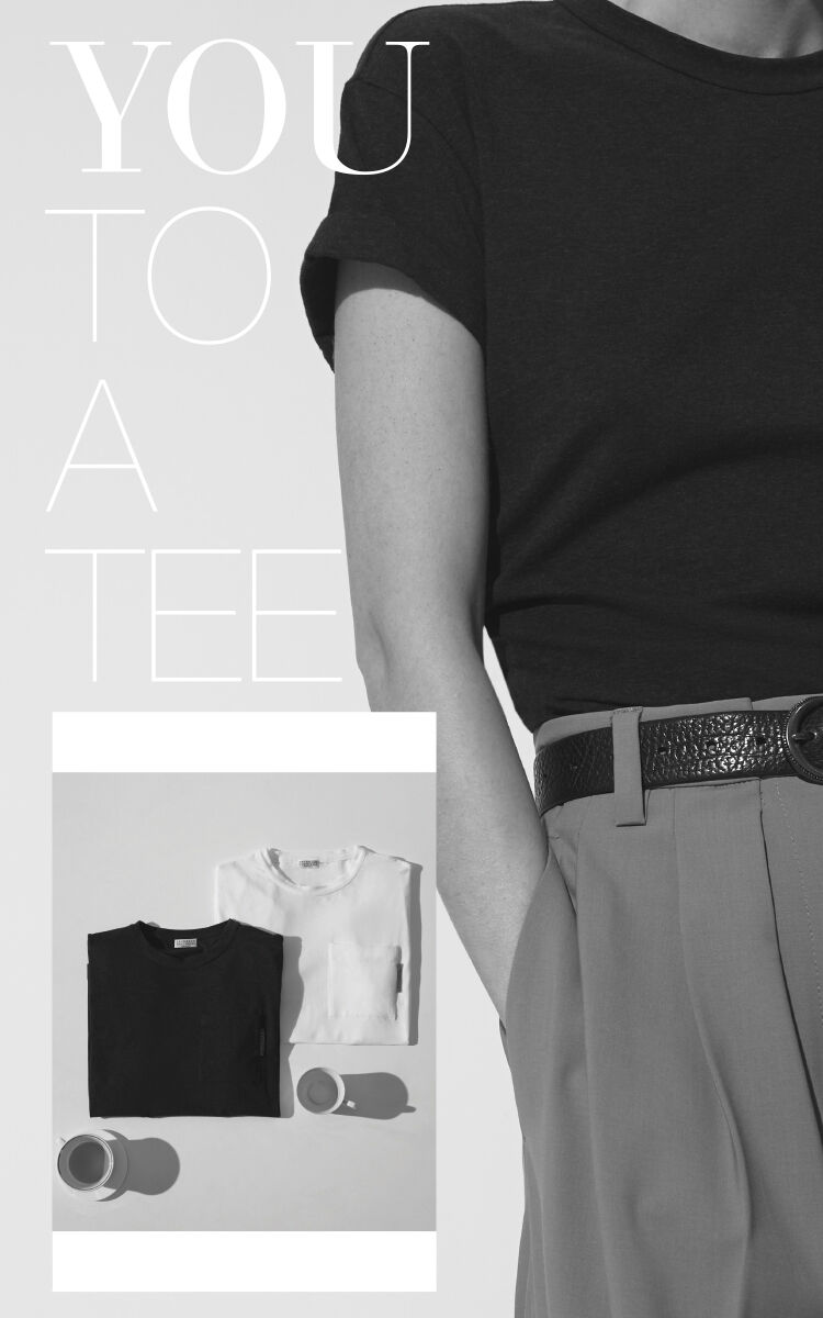 Tee As You Are