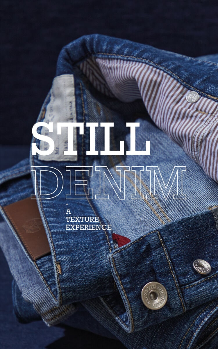 Still Denim - Men