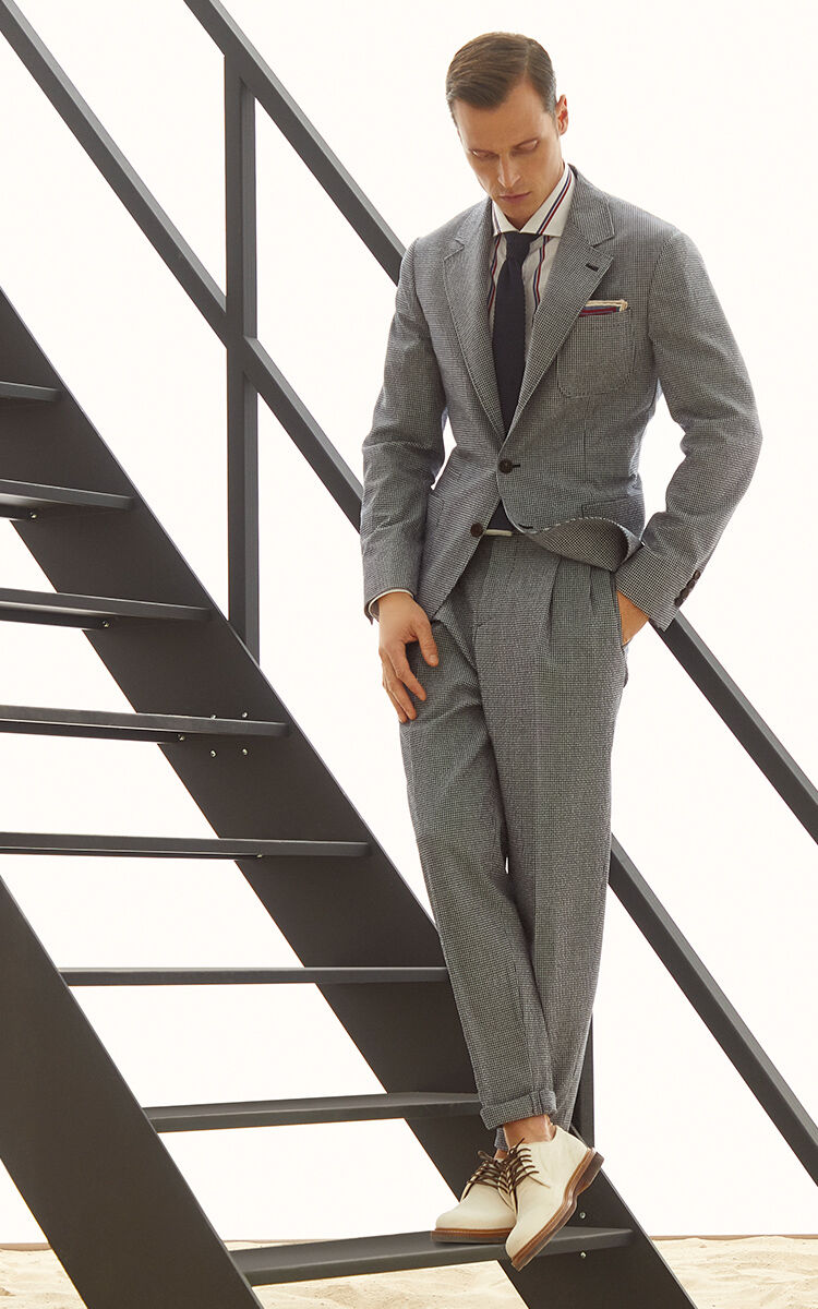 Suit Insight - Spring-Summer 2021 Collection
