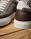 Sneakers Brown Man Brunello Cucinelli