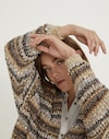 Cardigan Gold Woman Brunello Cucinelli