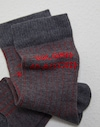 Socks Dark Grey Boy Brunello Cucinelli