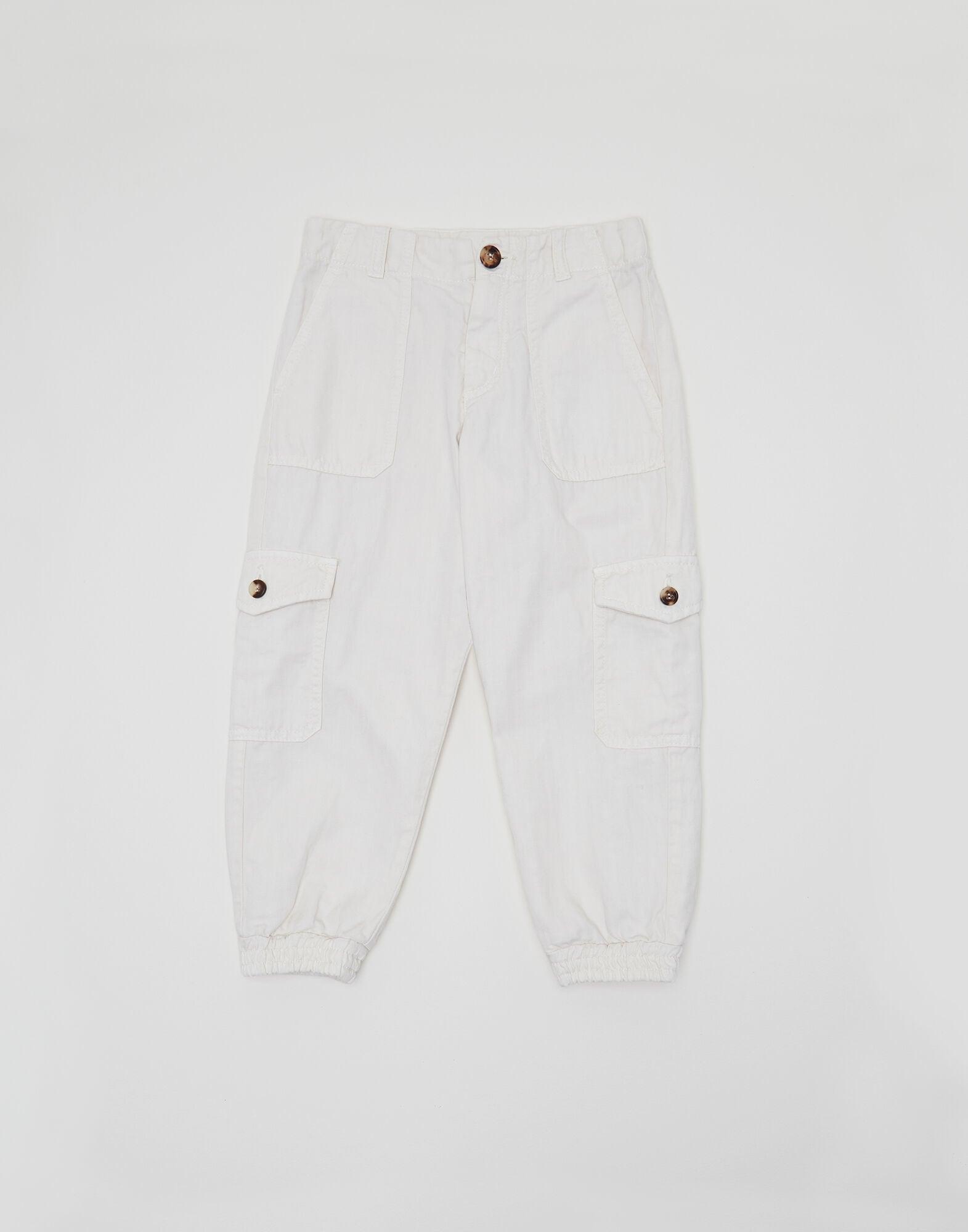 Essentials in tessuto confezione da 2 pantaloncini per bambine