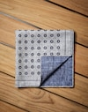 Pocket Square Jeans Man Brunello Cucinelli