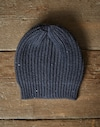 Skullcap Blue Woman Brunello Cucinelli