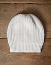 Skullcap White Woman Brunello Cucinelli