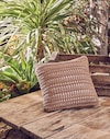 Knit Cushions Tobacco Lifestyle Brunello Cucinelli