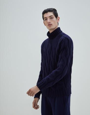 newest cbca0 ad807 Cardigan e maglie uomo in cotone | Brunello Cucinelli