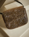 Mini Bag Bronze Woman Brunello Cucinelli