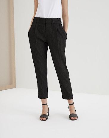 Top Hosen und Jeans für Damen | FS 2019 | Brunello Cucinelli #JC_34