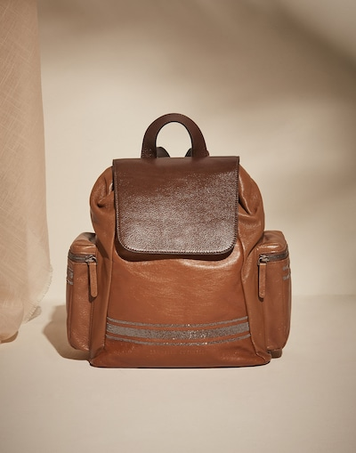 044def84beb Backpack (191MBSKD1962) - Woman Bags Brunello Cucinelli