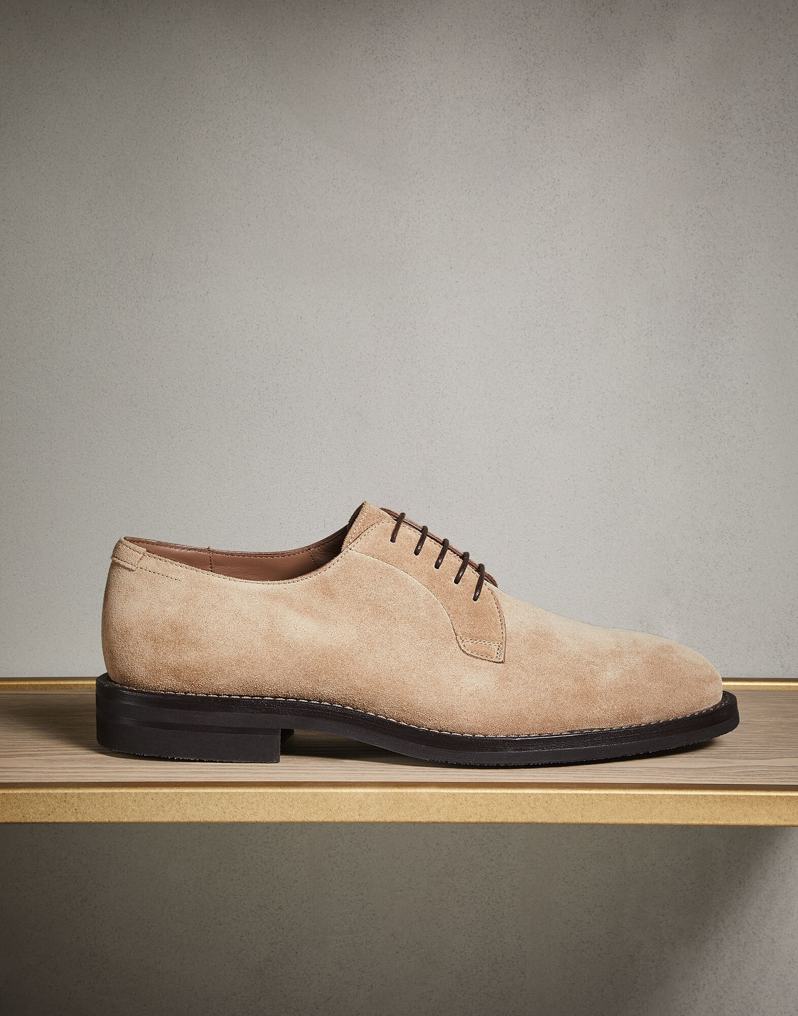 Zapatos Hombre Acordonados Calzado Cucinelli Brunello 182mzuchpf914 qqPSZ