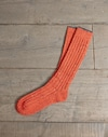 Socks Carrot Man Brunello Cucinelli