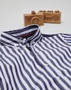 Shirt Blue Boy Brunello Cucinelli