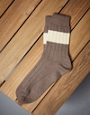 Socks Tobacco Man Brunello Cucinelli