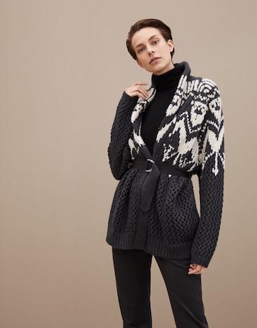 huge discount 08293 0636d Cardigan e maglie donna | Brunello Cucinelli