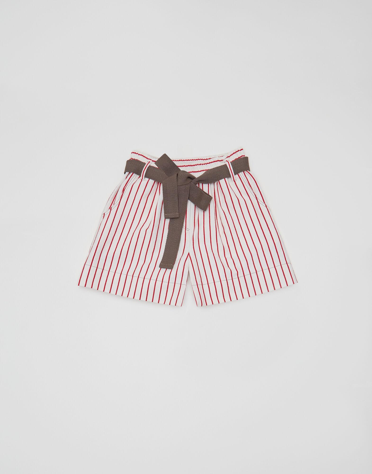 da bambina Essentials Confezione da 3 pantaloncini elasticizzati