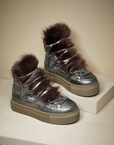 863bbaeedc6c Boots (182MZBUG1327) - Damen Schuhe Brunello Cucinelli