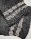 Socks Anthracite Woman Brunello Cucinelli