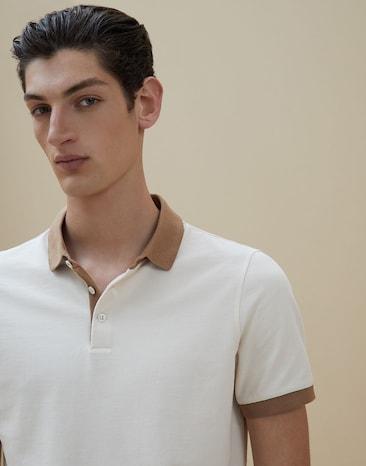 736d6cb5ff694 Men's t-shirts & polos | SS19 | Brunello Cucinelli