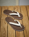 Flip Flops Brown Man Brunello Cucinelli