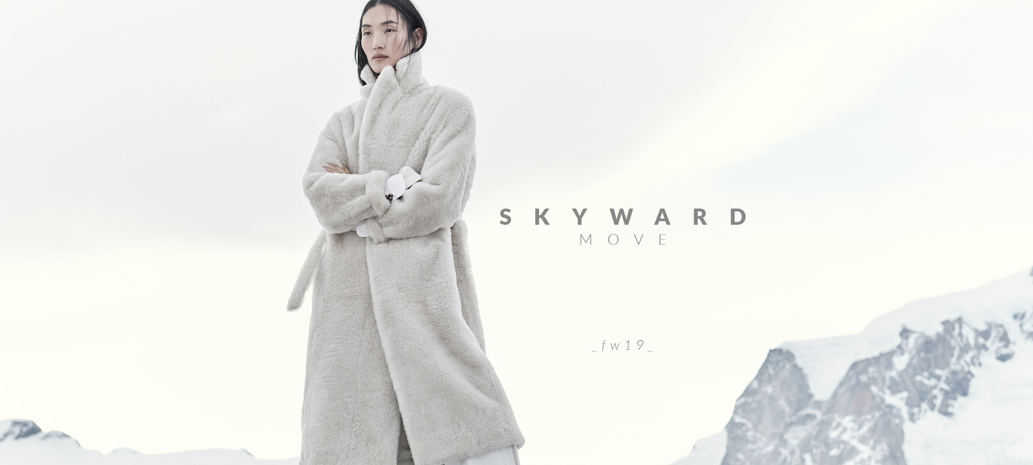 Woman FW 19 - Skyward Move