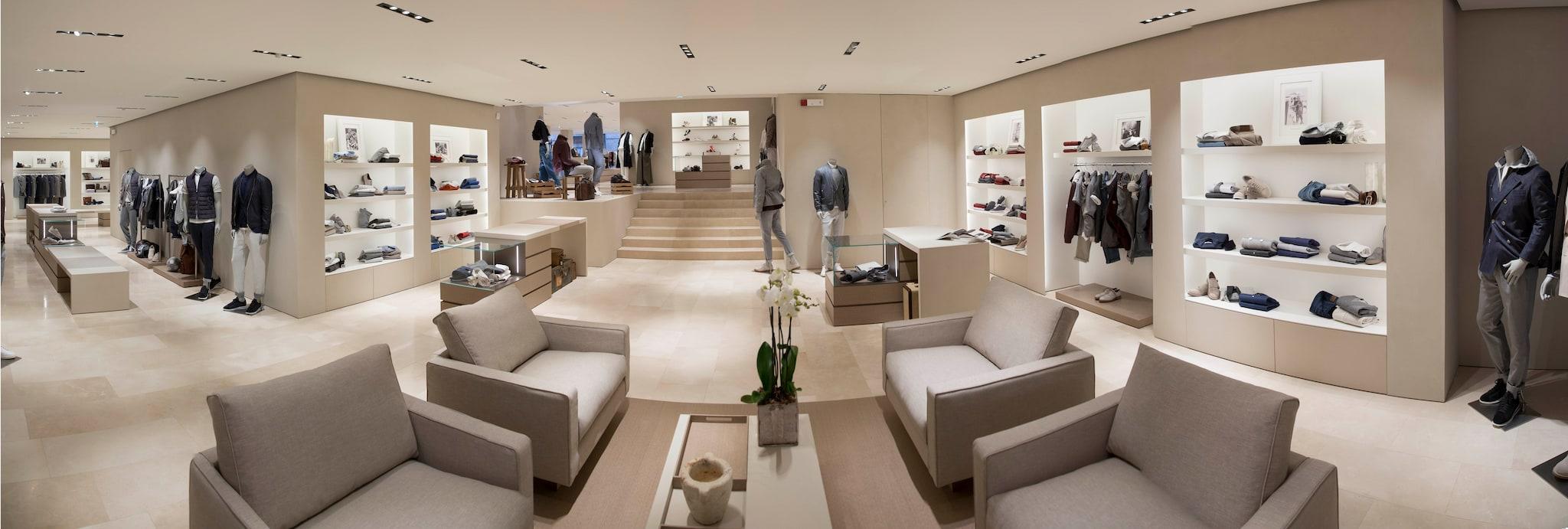 Brunello Cucinelli Boutique