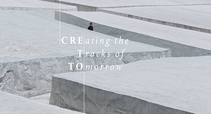 Creating the tracks of Tomorrow