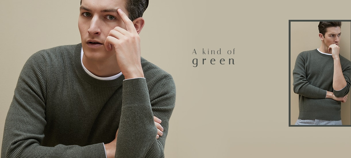 A kind of Green