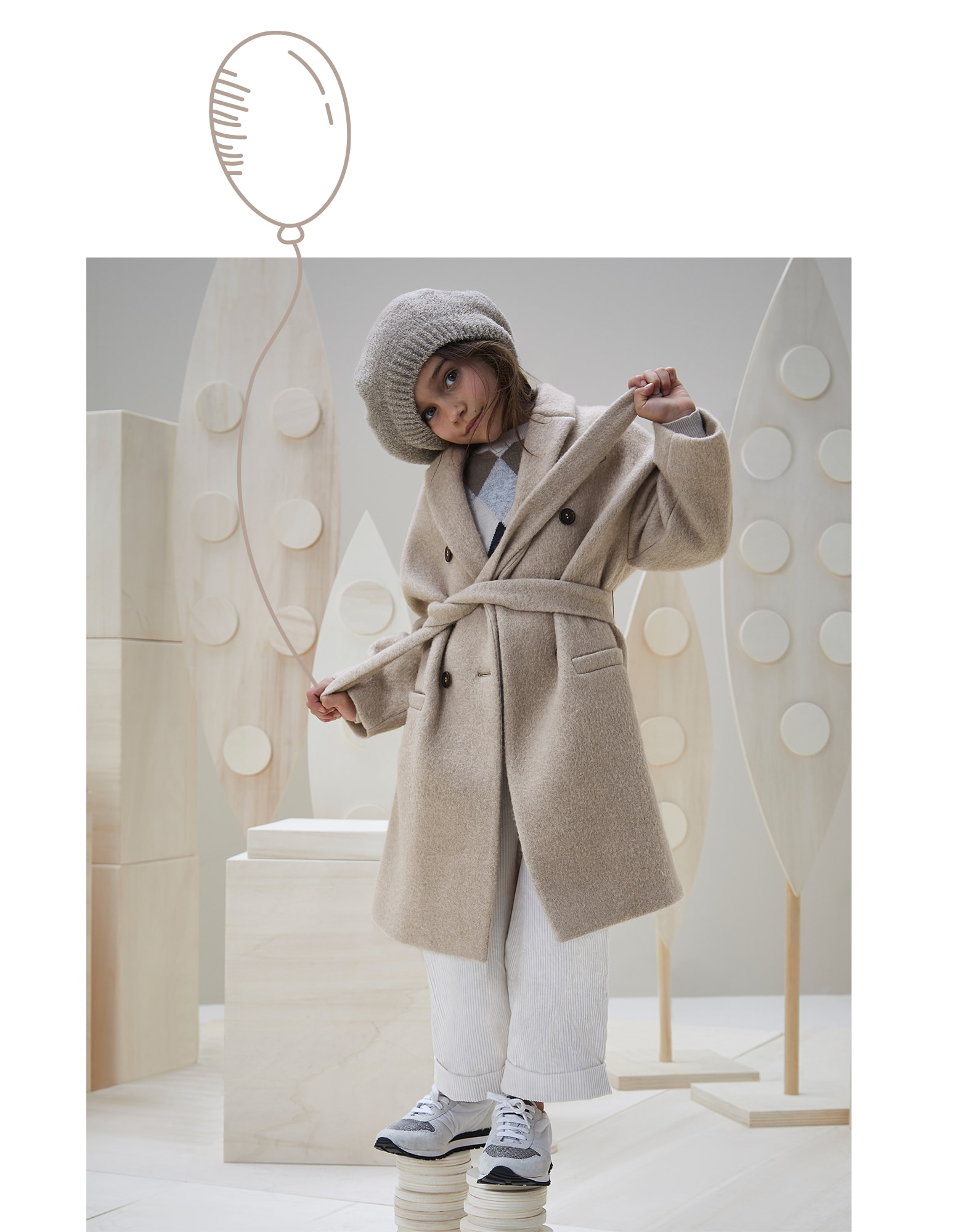 Kids - Girl's Autumn-Winter 2019 Collection