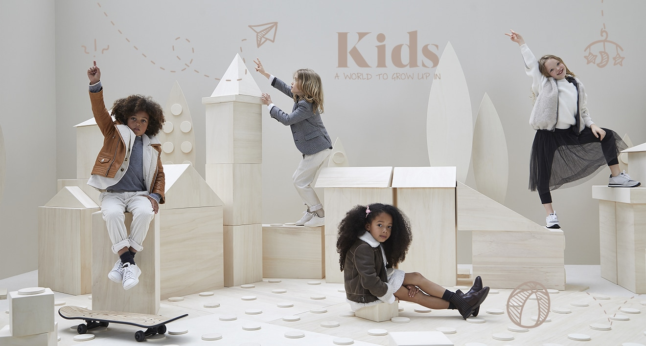 Kid's Fall-Winter 2019 Collection
