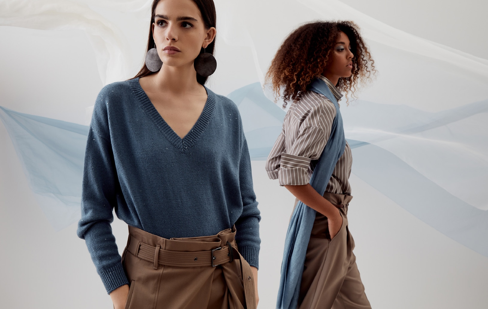Women's Fall-Winter 2020 Collection - Duo in Pastels
