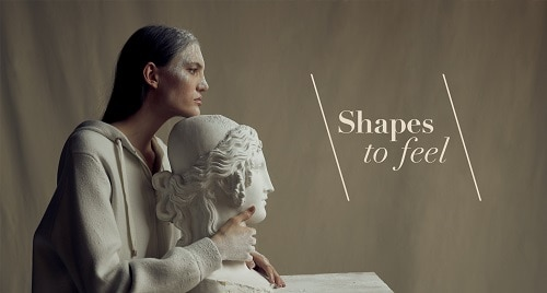 Próximamente: Shapes to feel