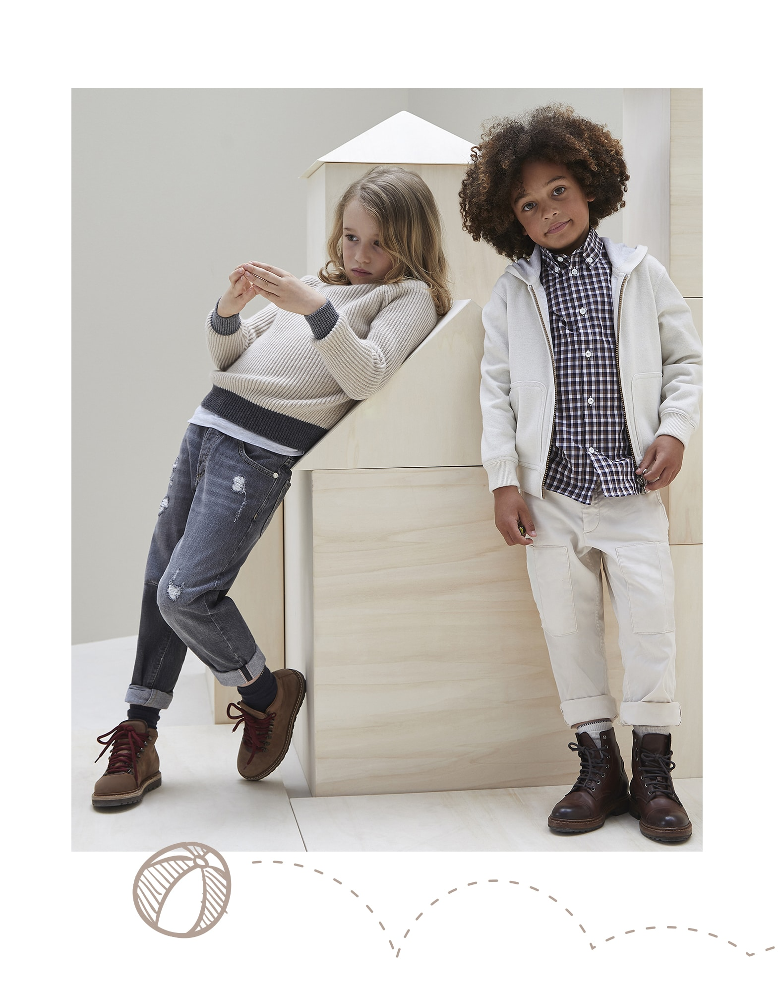 Kids - Boy's Autumn-Winter 2019 Collection