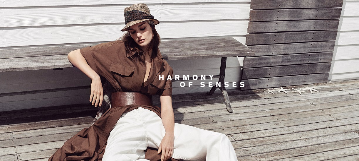 Woman SS 19 - Harmony of Senses - 1