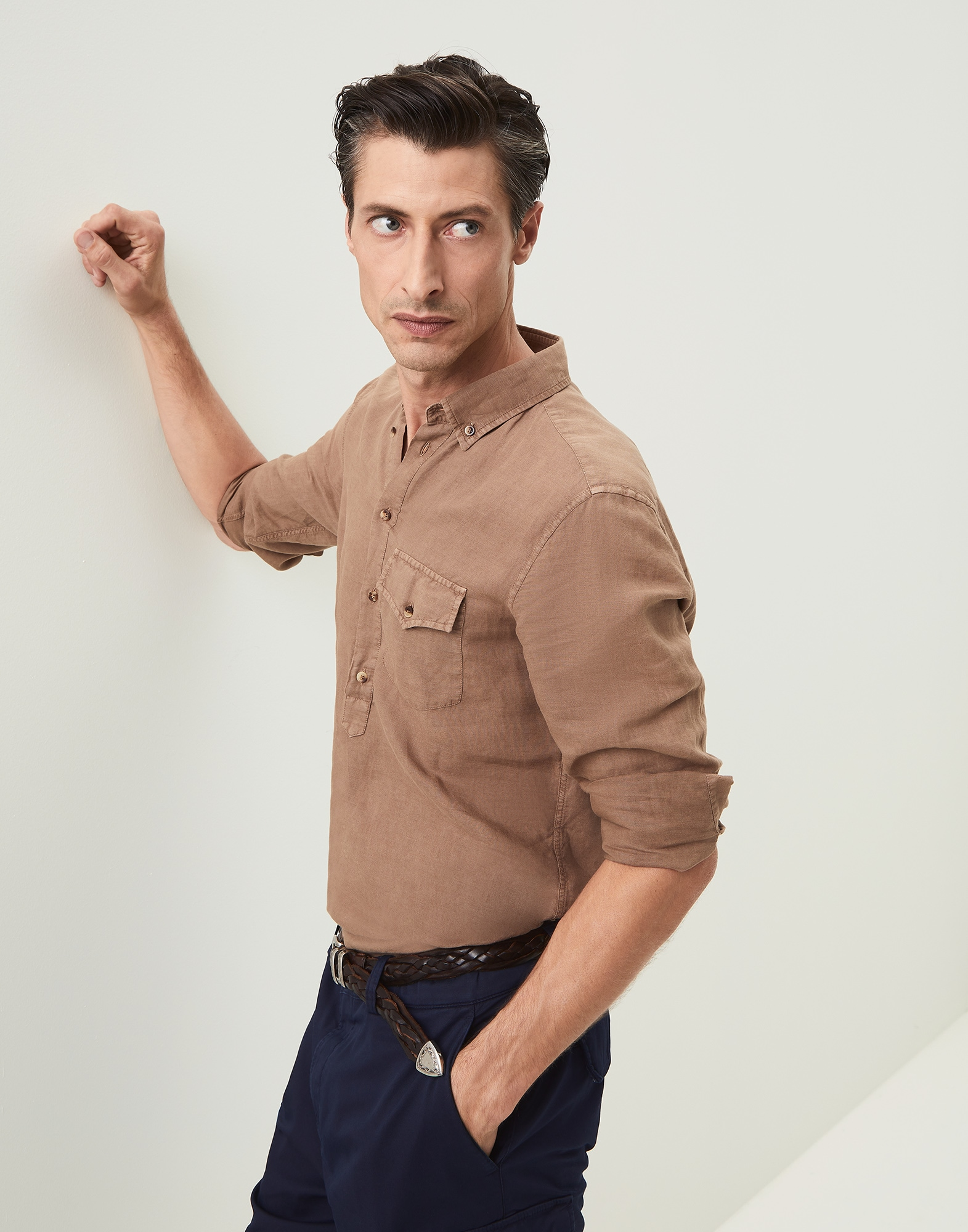Casual Shirt - Editorial