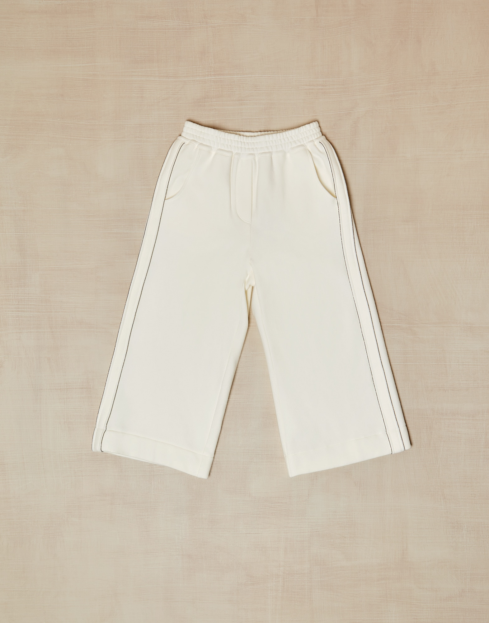 Trousers Off-White Girl 0 - Brunello Cucinelli