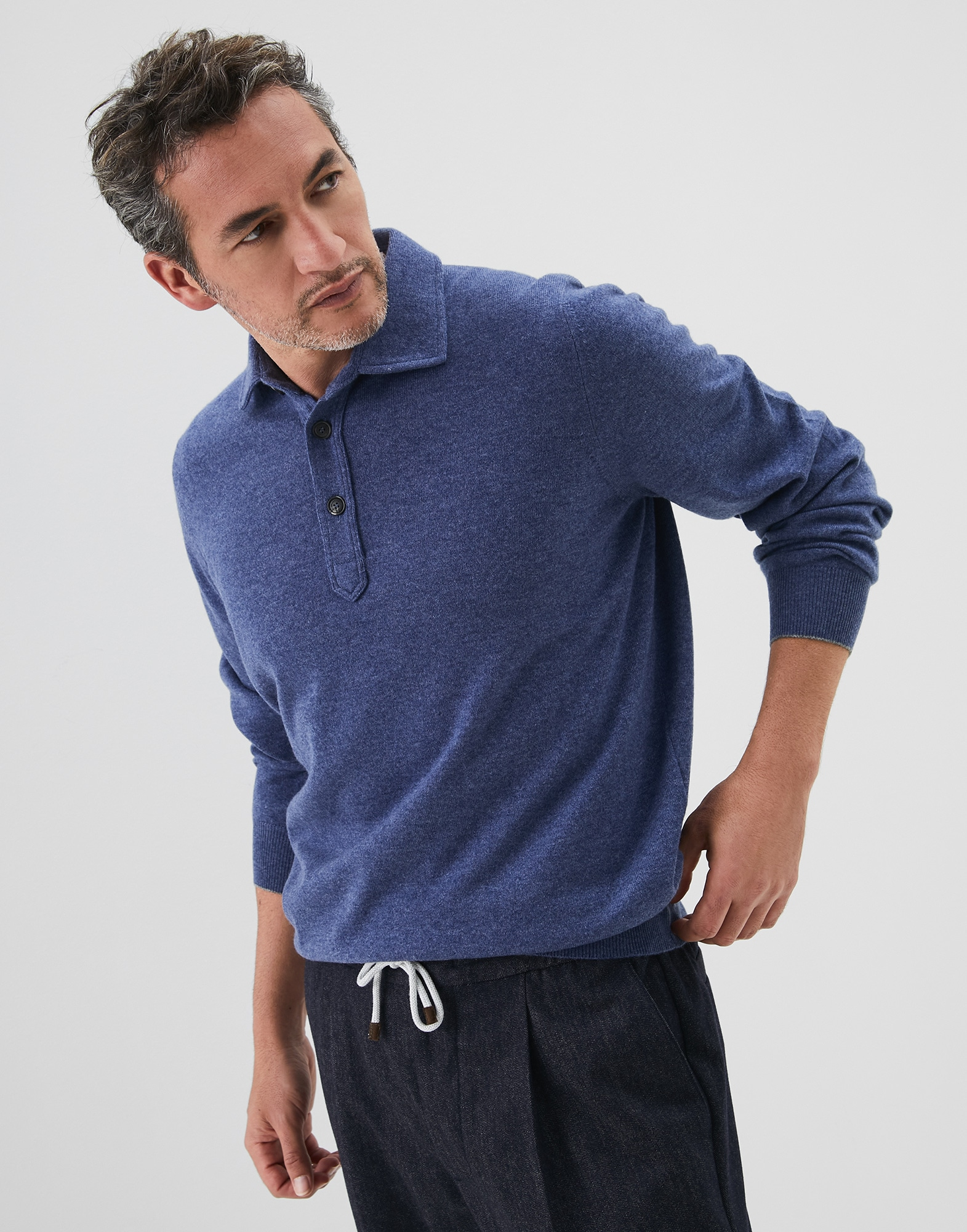 Pull Style Polo - Front
