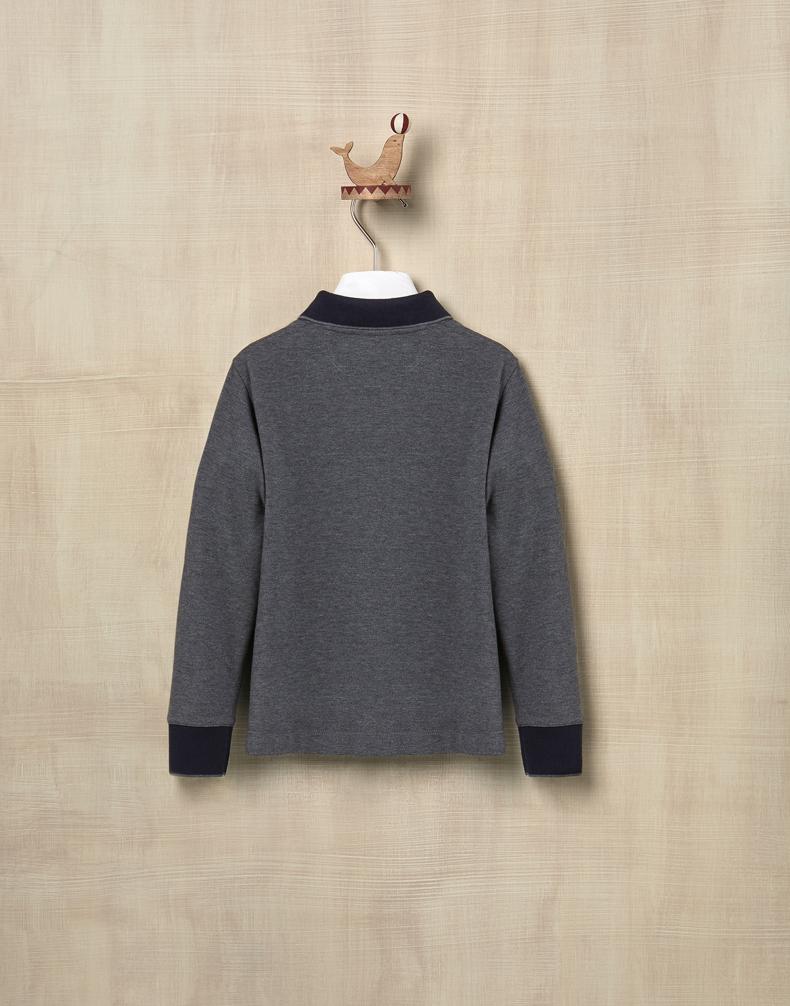 T-Shirt Lead Boy 1 - Brunello Cucinelli