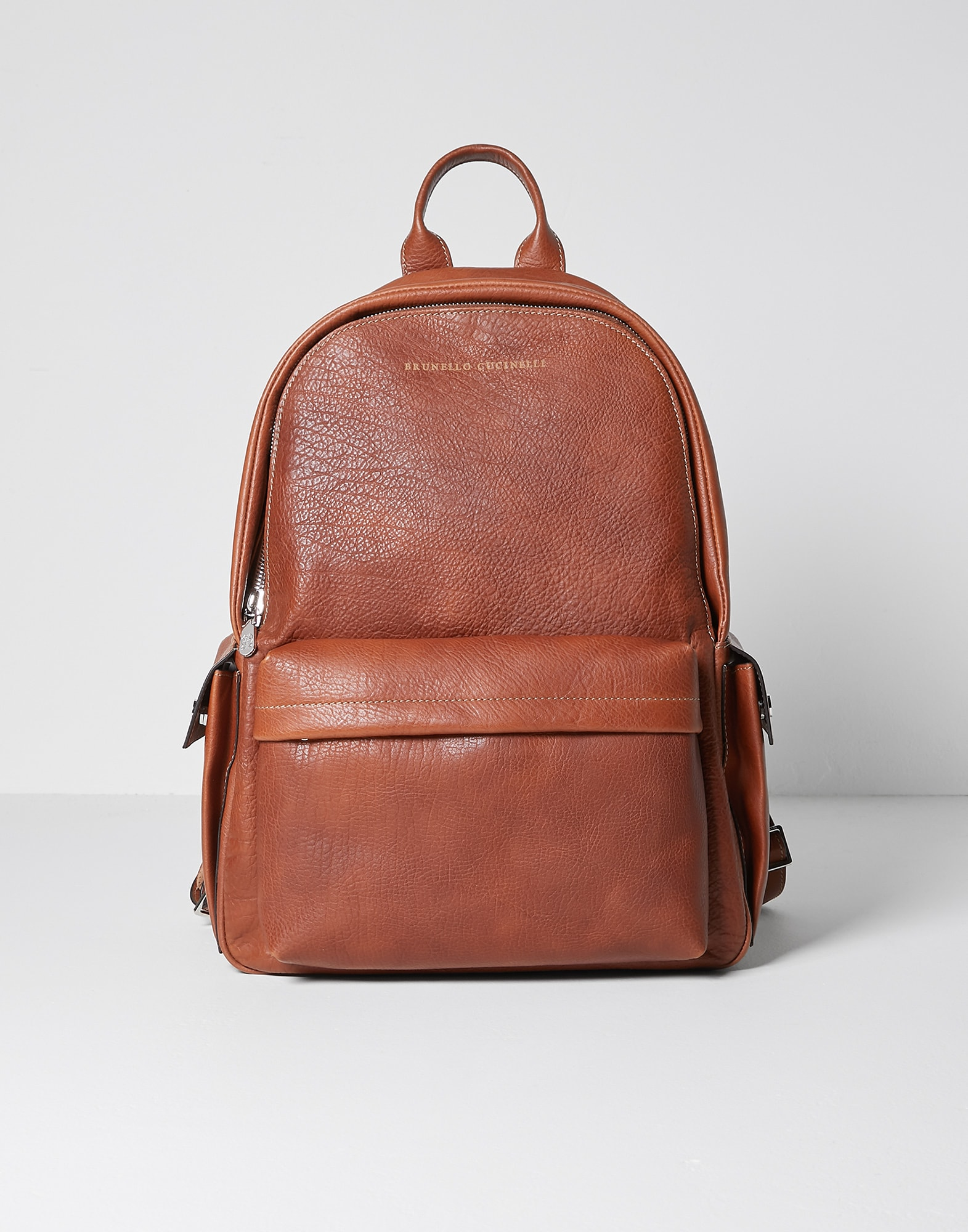 Backpack Rum Man 1 - Brunello Cucinelli