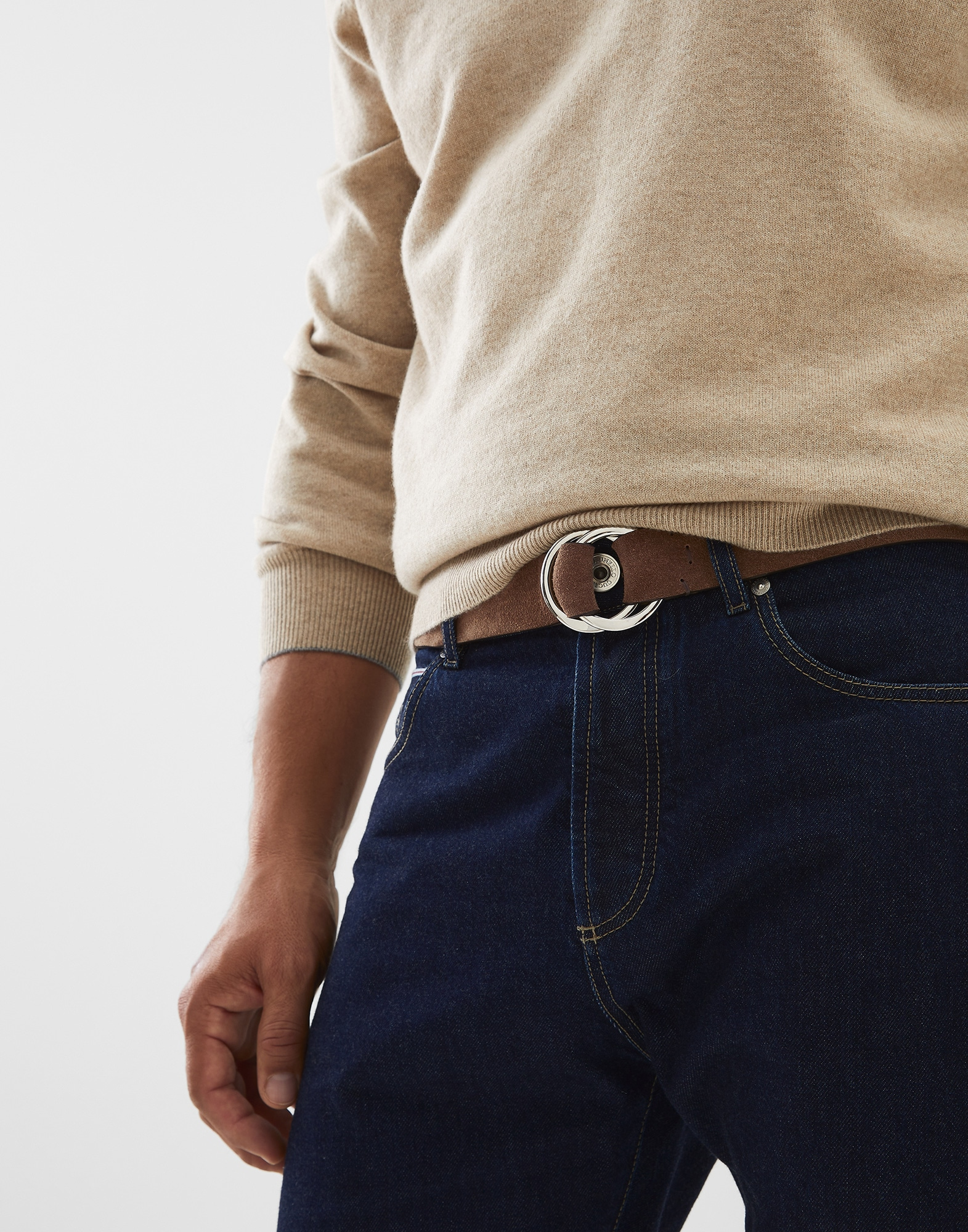 Belt Tundra Man 2 - Brunello Cucinelli