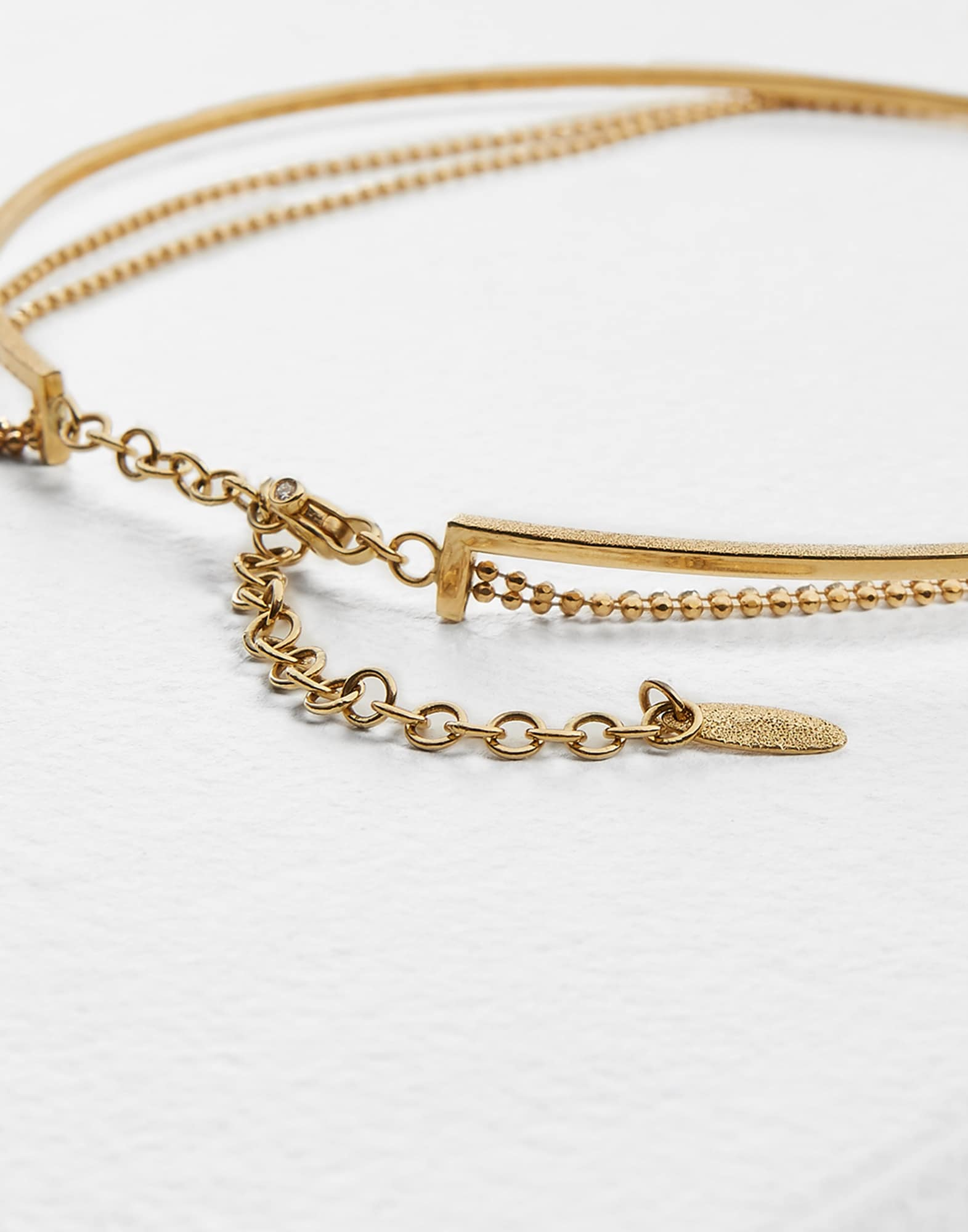 Necklace Gold Woman 2 - Brunello Cucinelli