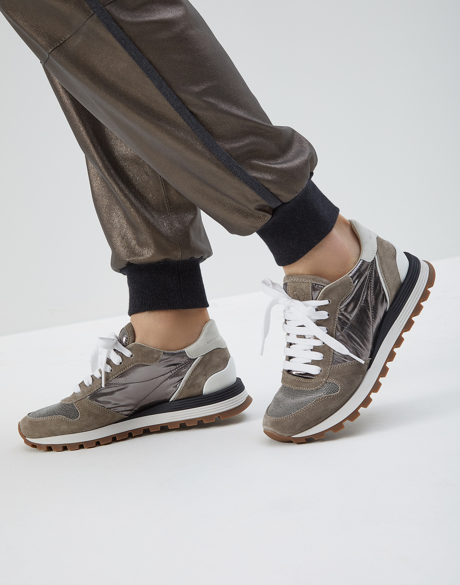 Sneakers Mud Woman 4 - Brunello Cucinelli