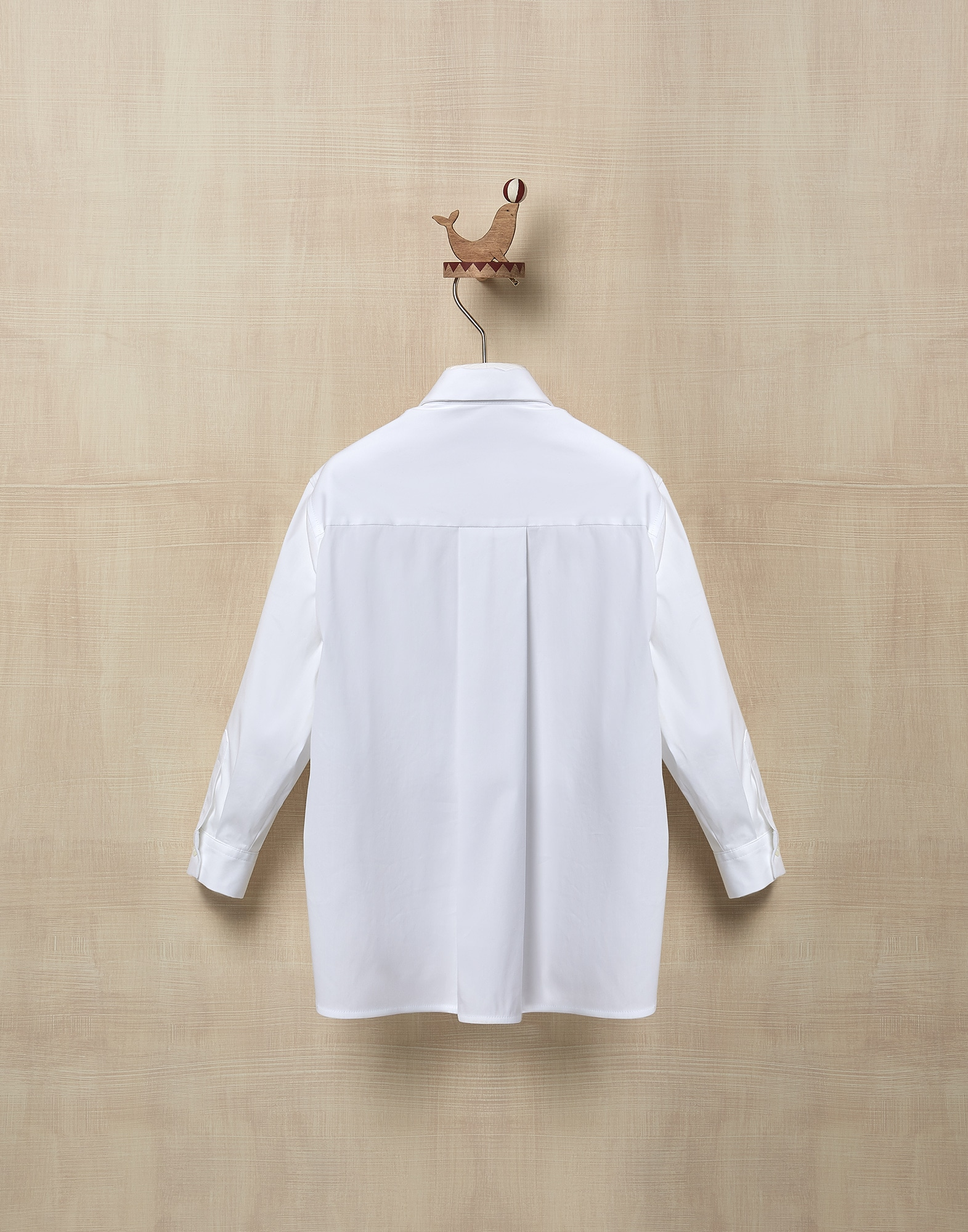 Shirt White Girl 1 - Brunello Cucinelli