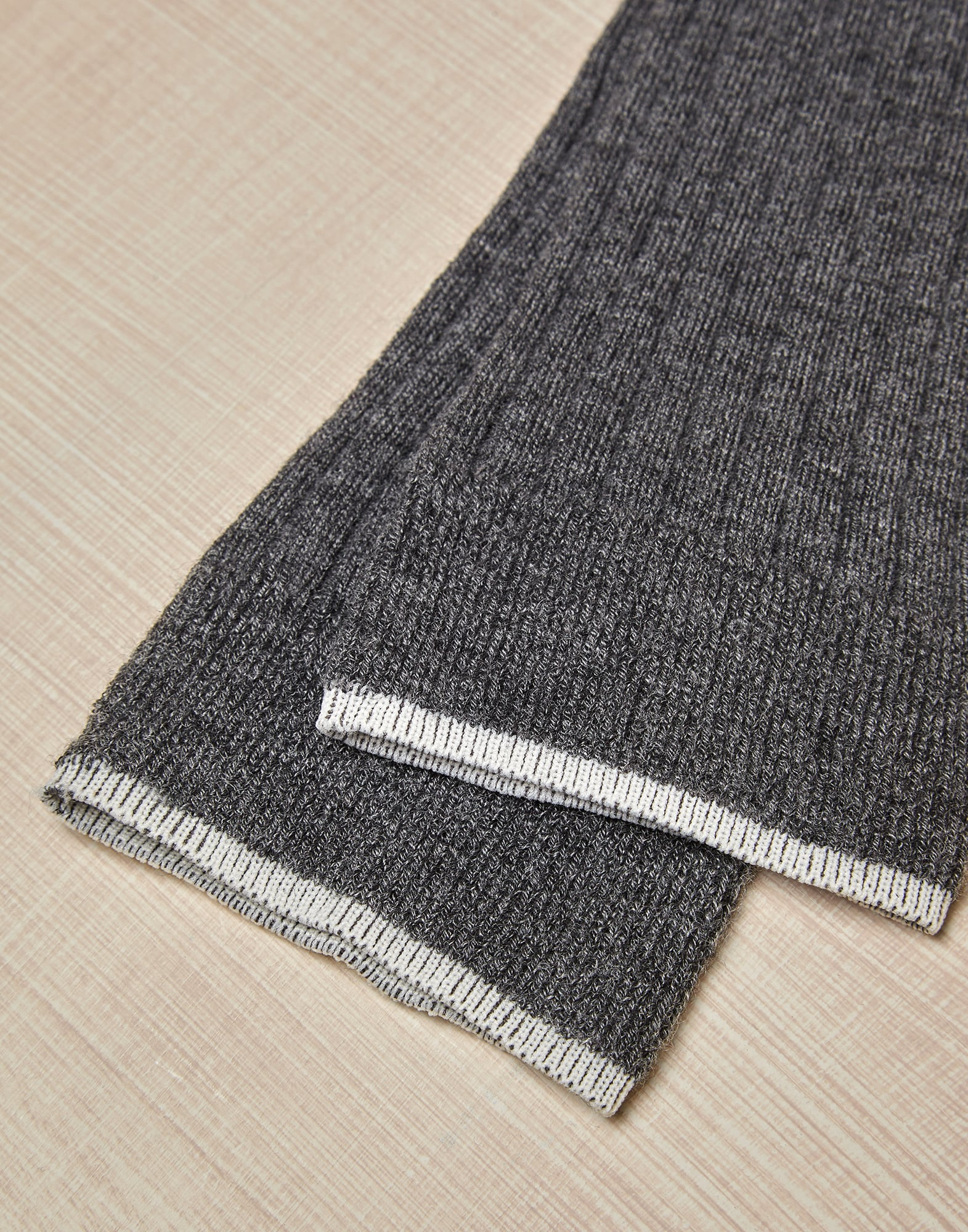 Socks Dark Grey Boy 1 - Brunello Cucinelli