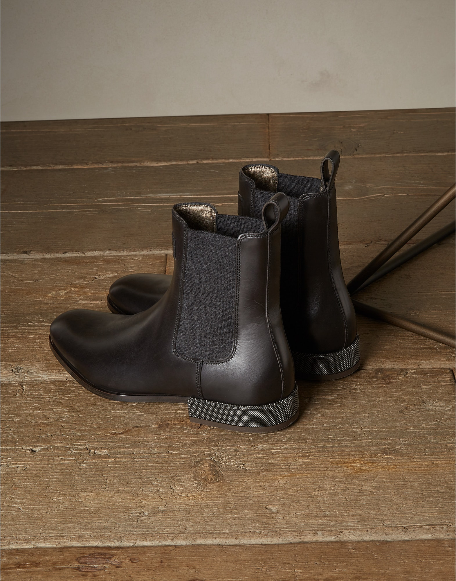 Chelsea Boots - Back