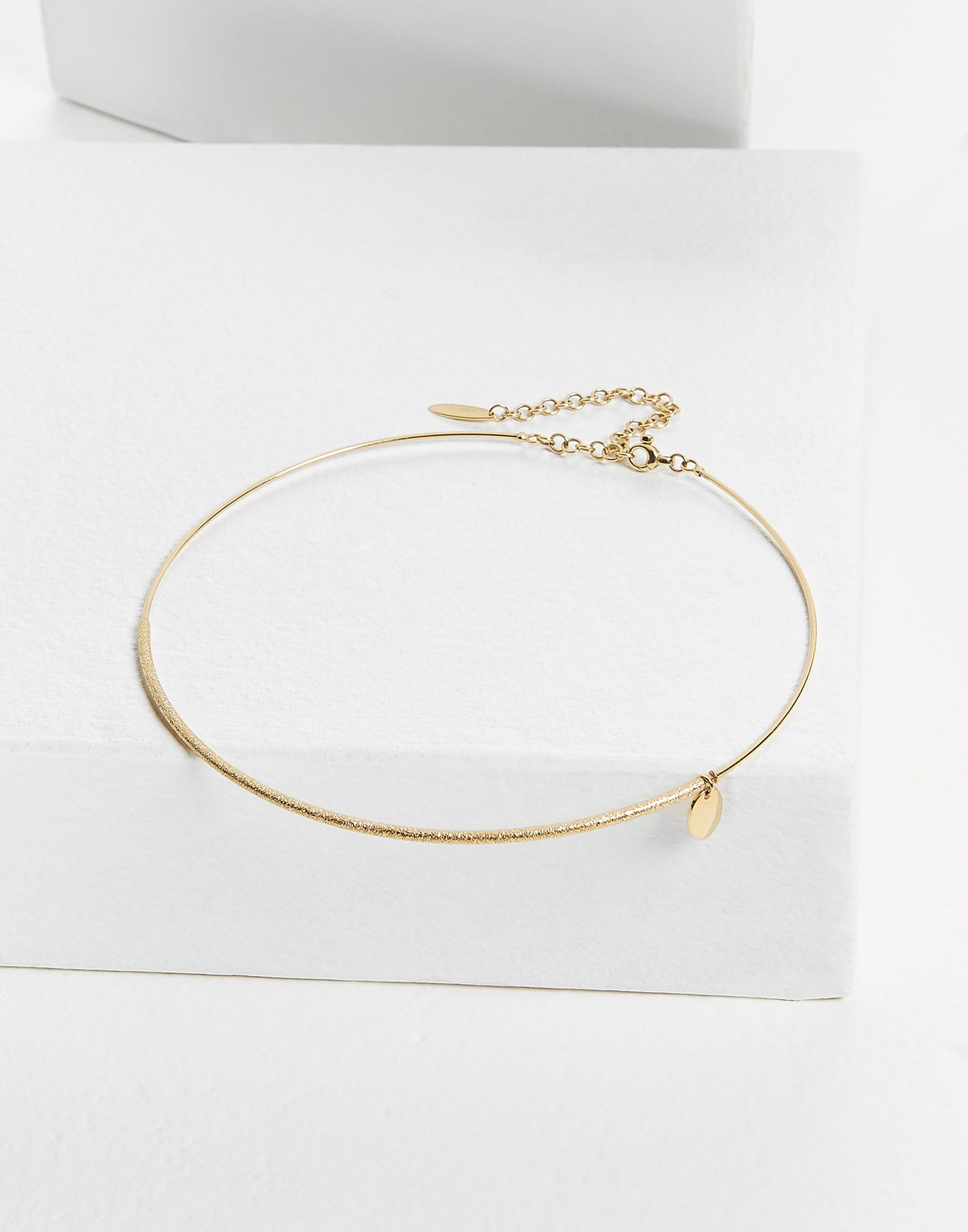 Necklace Gold Woman 0 - Brunello Cucinelli