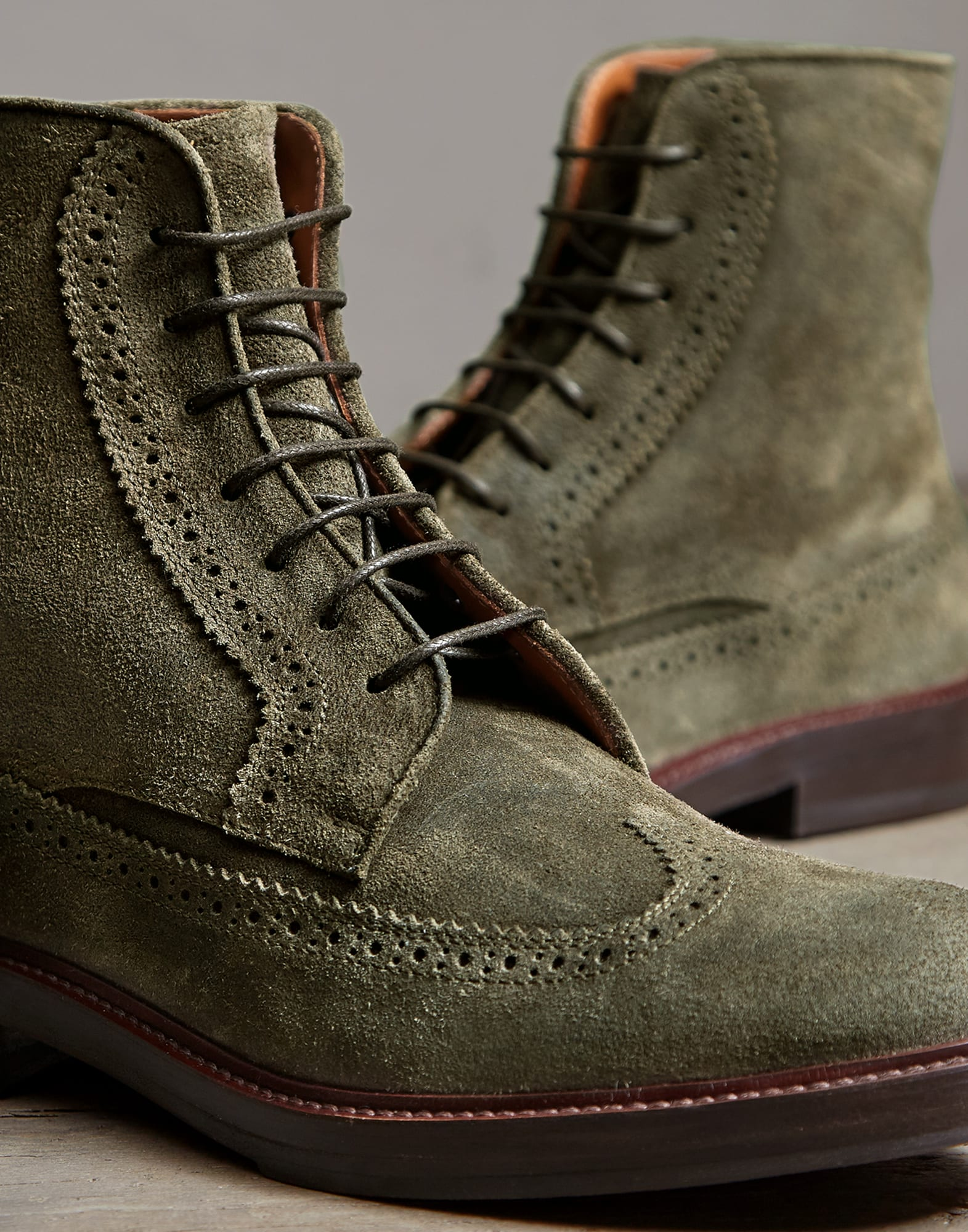Boots - Detail