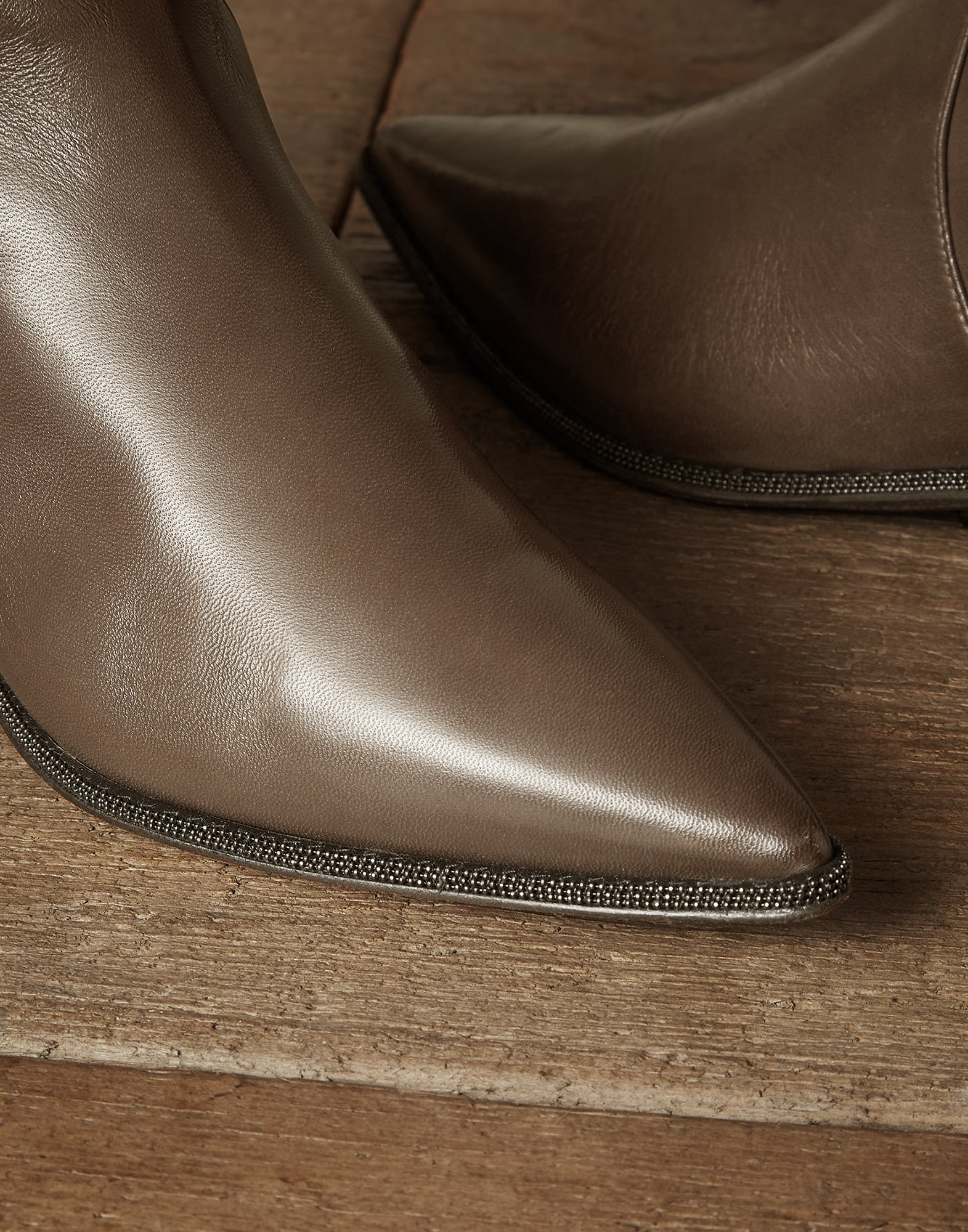 High-Boots Mud Woman 2 - Brunello Cucinelli
